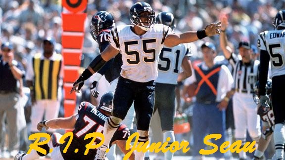 RIP Junior Seau