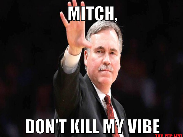 D'Antoni's message to Lakers GM Mitch Kupchak