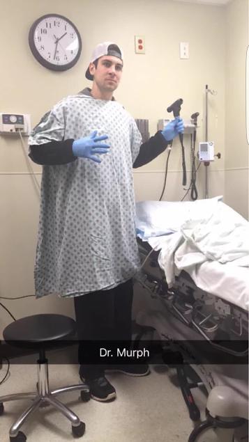 danny doctor
