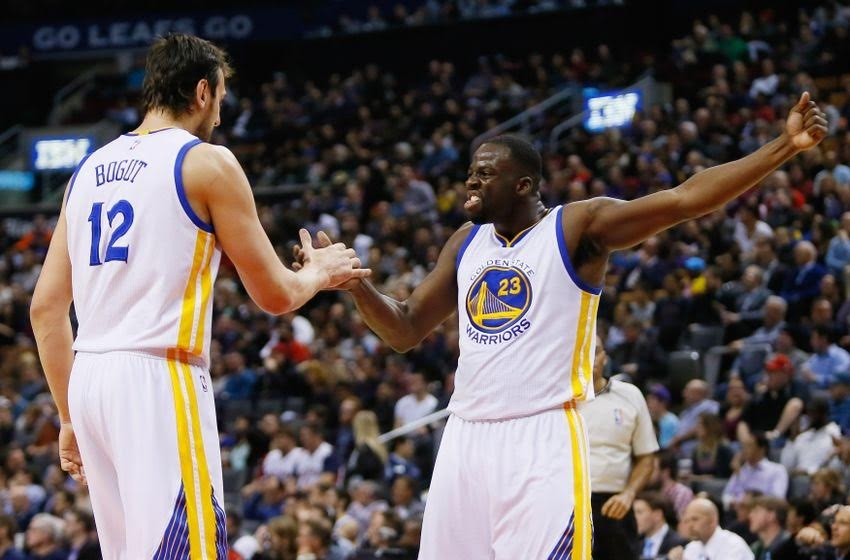 draymond high five