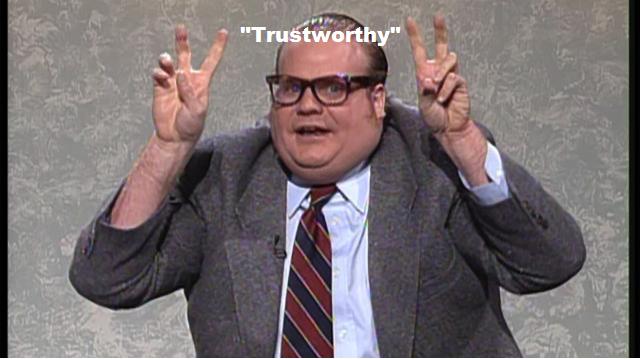 trustworthy guy