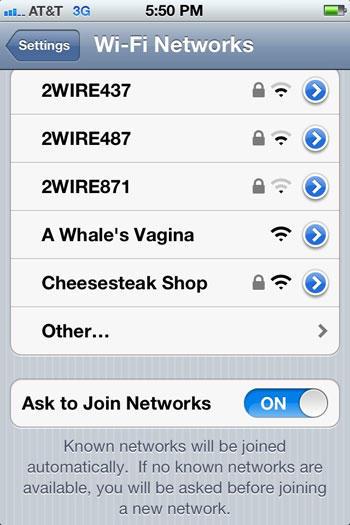 wifi hahah