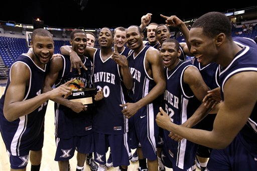 Puerto Rico Xavier Memphis Basketball