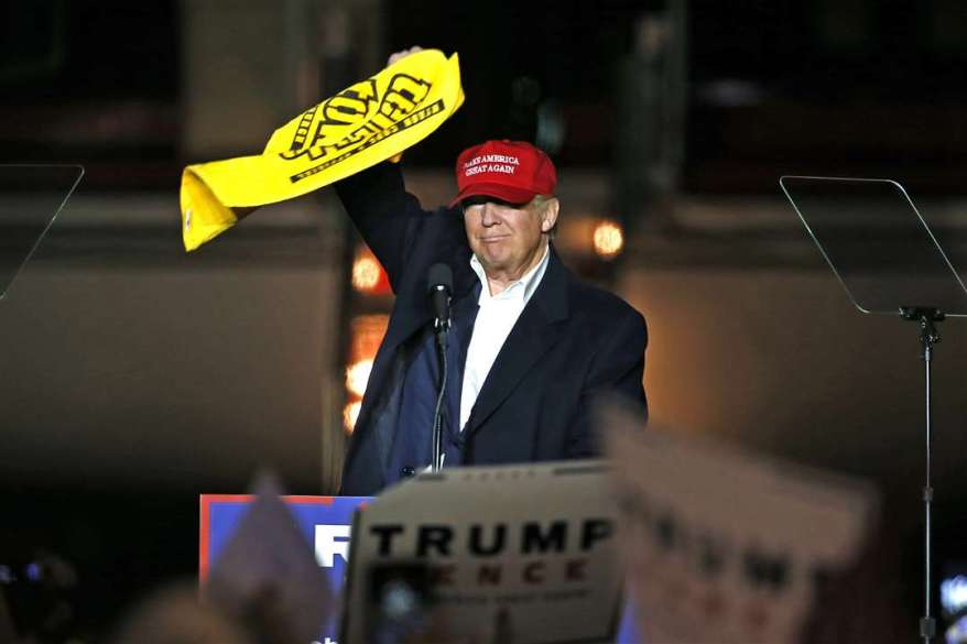 trump terrible towel